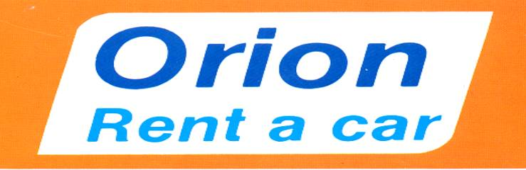 Rent a car Orion
